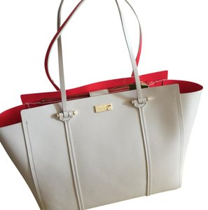 Kate Spade Tote in PEBBLE/ GERAM