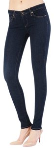 AG Adriano Goldschmied Jeggings Skinny Jeans-Dark Rinse