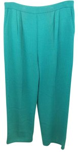 St. John Knit Straight Pants