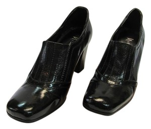 Nickels Size 9.50 M Cushioned Footbed Good Condition Black Boots