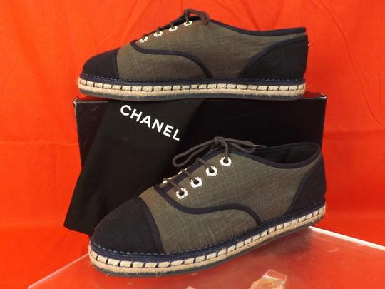 Chanel Green Athletic Image 1