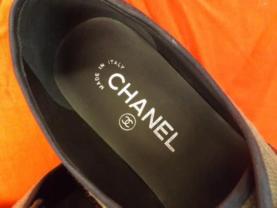 Chanel Green Athletic Image 10