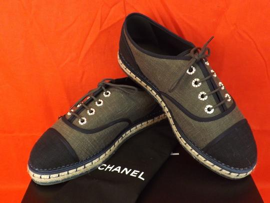 Chanel Green Athletic Image 2