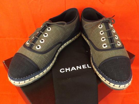 Chanel Green Athletic Image 9