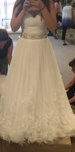 Demetrios Wedding Gown Wedding Dress