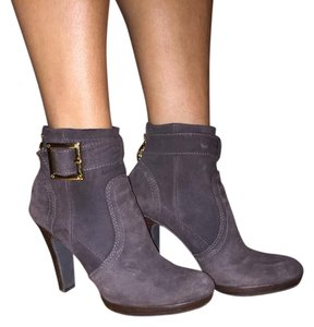 Tory Burch Brown suede Boots