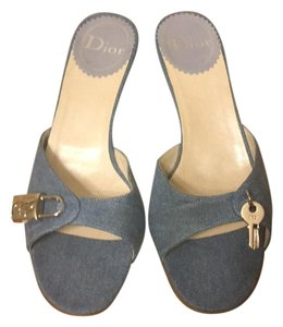 Dior Denim Pumps