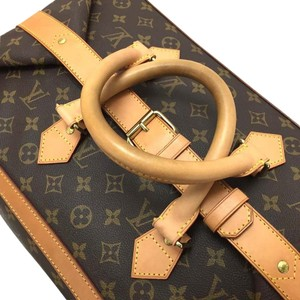 Louis Vuitton Travel Monogram Brown Travel Bag