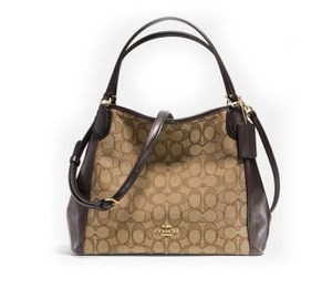 Coach 36466 Jacquard Edie 31 Shoulder Bag