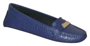 Burberry Prorsum Bright Regency Blue Flats