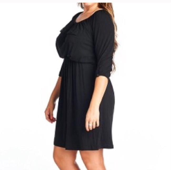 Fashion Chic short dress Black on Tradesy Image 3