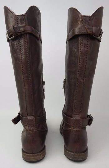 Frye Brown Boots Image 4