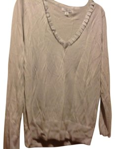 Banana Republic V Neck Light Comfy Sweater