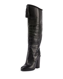 Lanvin Boot Bootie Chunky Boots