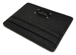 Michael Kors Michael Kors Jet Set Travel Credit Card Holder Case Black