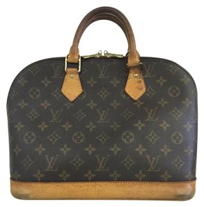 Louis Vuitton Alma Pm Tote in monogram