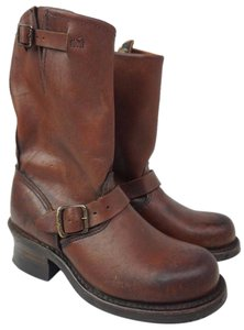 Frye Whiskey Brown Boots
