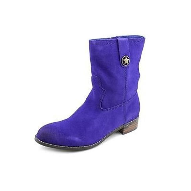 Item - Purple Pomona Boots/Booties Size US 7 Regular (M, B)