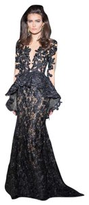Fouad Sarkis Evening Gown Evening Night Out Party Long Dress