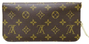 Louis Vuitton Louis Vuitton(LV) Monogram Canvas Insolite Clutch Wallet Bag