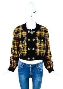 Moschino Cheap And Chic Yellow Jacket