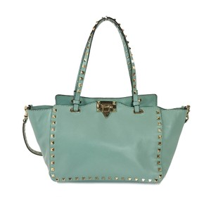 Valentino Tote in Light Green