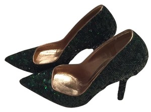 Dolce&Gabbana Dark green Pumps