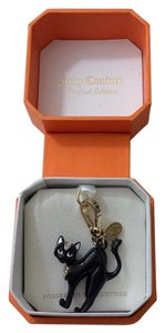 Juicy Couture NWT! JUICY COUTURE EXTREMELY RARE LE 2013 HALLOWEEN BLACK CAT CHARM