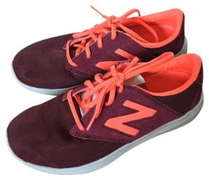 New Balance Burgundy Athletic