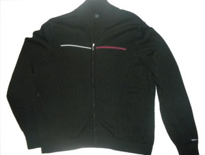 Tommy Hilfiger Jacket Zipper Jacket Sweater