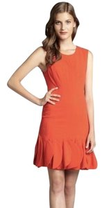 BCBGMAXAZRIA Bcbg Red Hoiday Cocktail Dress
