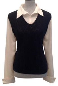 Alfred Dunner Top Black