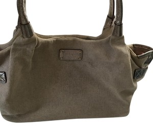 Kate Spade Tote in Tan And Gold