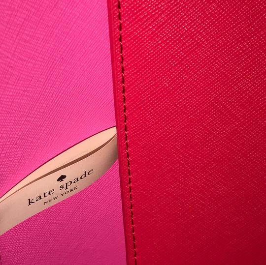 Kate Spade Tote in Pink/Red Image 10