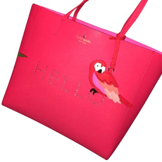 Kate Spade Tote in Pink/Red Image 2