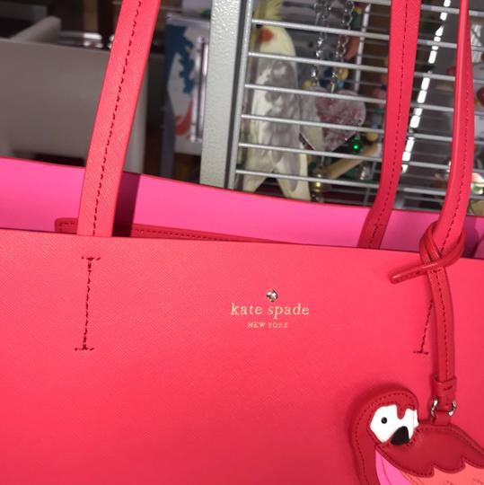 Kate Spade Tote in Pink/Red Image 9
