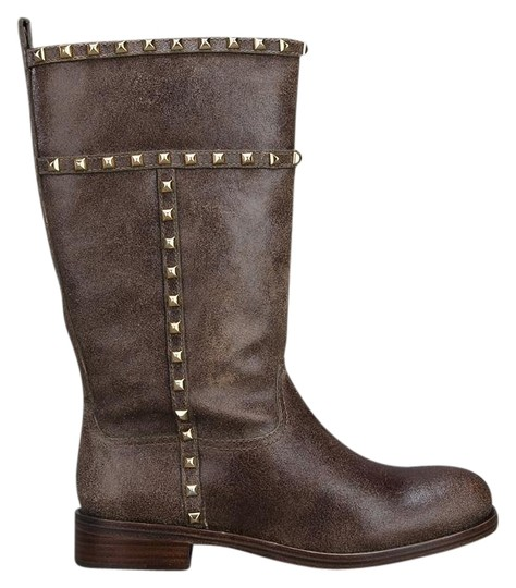 Preload https://img-static.tradesy.com/item/19796211/tory-burch-brown-in-box-shauna-studded-distressed-leather-bootsbooties-size-us-95-0-1-540-540.jpg