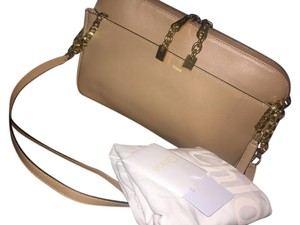 Chloé Chloe Gold Tones 2012 Shoulder Bag