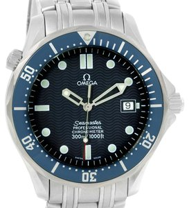 Omega Omega Seamaster James Bond Automatic 300M Blue Dial Watch 2531.80.00