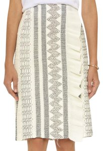 Tory Burch Skirt Ivory