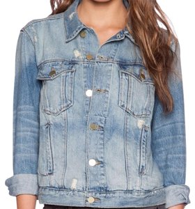 Frame Denim Essex (denim) Womens Jean Jacket