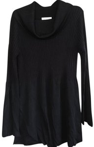 Newport News Rayon Blend Cowl Neck Soft Tunic