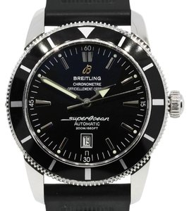Breitling Breitling A1732024 Superocean Heritage Rubber Strap Watch