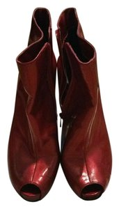 Carlos by Carlos Santana Wine/reddish color Boots