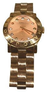 Marc by Marc Jacobs Amy Dexter Rose Gold- Tone Multi Glitz Watch