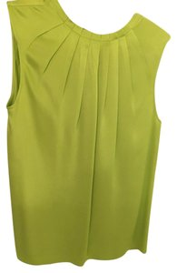 Michael Kors Top chartreuse