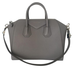 Givenchy Satchel in Pearl Grey
