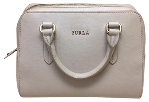 Furla Satchel in Off White