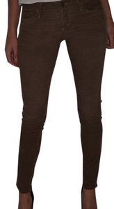 Citizens of Humanity Low Rise Skinny Cords Corduroy Skinny Jeans