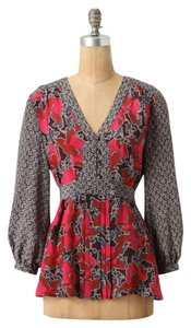 Anthropologie Hirtella Edme Esyllte Top Multi